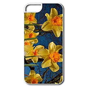 Love Interior Scratch Protection Daffodils Exhibition IPhone 5/5s Case For Her
