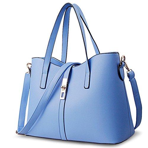Femme Cabas Clair Bleu Pour Fairysan wxSE70qvq