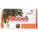 Jobe's Brown Fertilizer Spike, 15