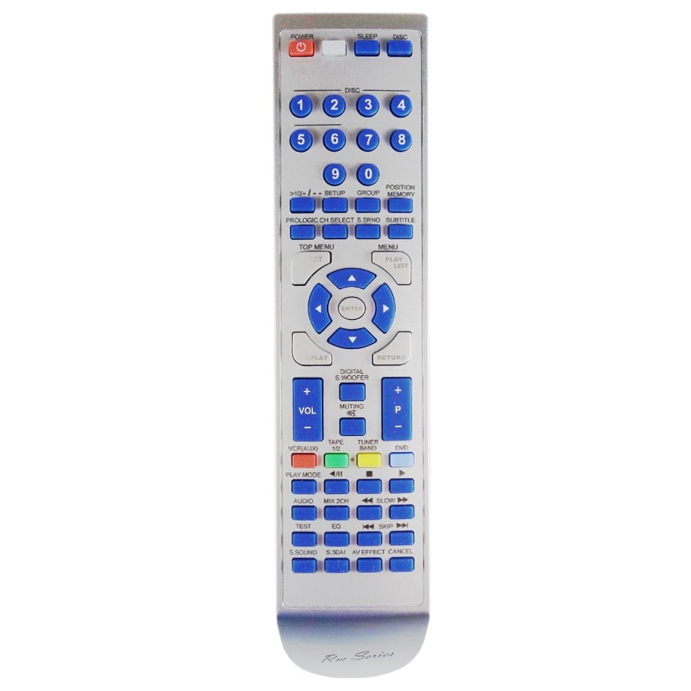 RM-Series Replacement TV Remote Control for Technics: Amazon