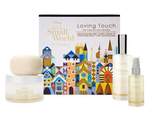 Disney It's a Small World basq Loving Touch Gift Set by Disney