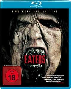 Eaters - Uncut [Alemania] [Blu-ray]