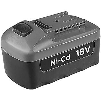Craftsman 18v Ni-cd Battery