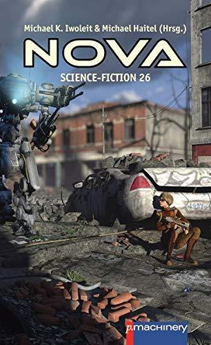 NOVA Science-Fiction 26 (Volume 26) (German Edition)