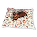 Tasty Apple Patchwork Dog Pillow Luxury Dog Cat Pet Bed