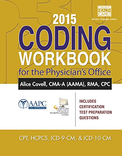 2015 Coding Workbook for the Physician's Office