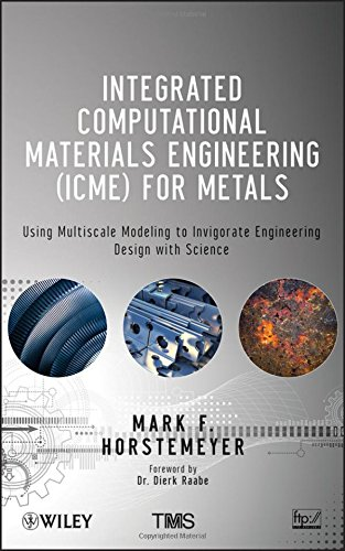 Integrated Computational Materials Engineering (ICME) for Metals: Using Multiscale Modeling to Invigorate Engineering De