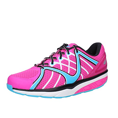 MBT Sneakers Women 6/6,5 US - 37 B072VV3HD2 EU Fuchsia Textile B072VV3HD2 37 Shoes 9d8e8a