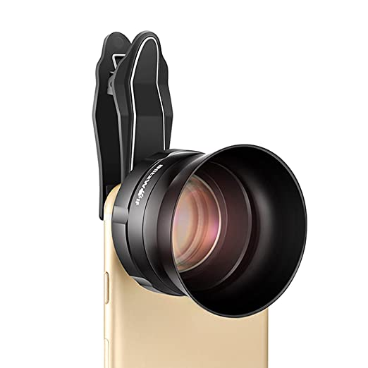19 opinioni per 3X Teleobiettivo,Blitzwolf Phone Camera Lenti professionale HD Lente Phone con