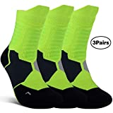 football elites - Thick Protective Sport Cushion Elite Basketball Compression Athletic Socks