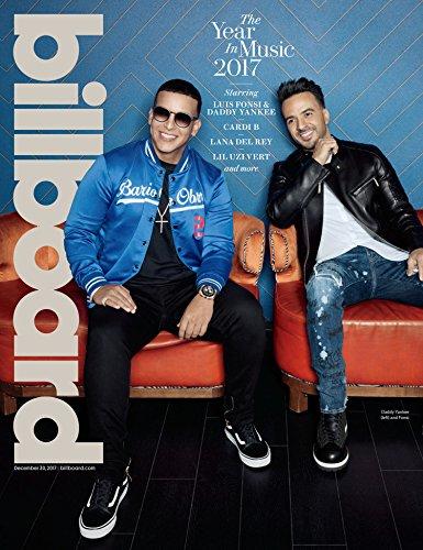 Billboard Magazine (December 30, 2017) The Year In Music: Luis Fonsi & Daddy Yankee Cover