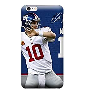 Diy Best Case iPhone 6 Plus case cover, NFL - Eli Manning Action Shot New York Giants - iPhone 6 Plus case cover - High Quality MhTns2xcKJC PC case cover by shannon fry