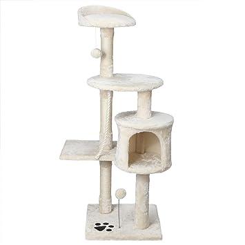 Petonaut Árbol para Gato con Rascador Gatos, Juguetes para Gatos ...