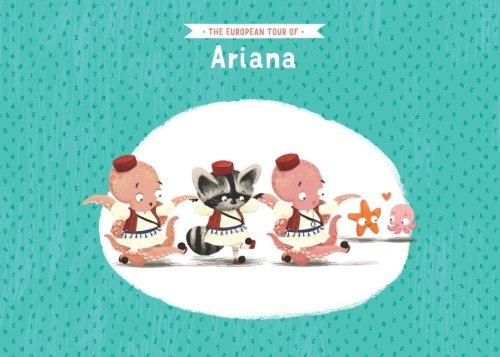 The European tour of Ariana