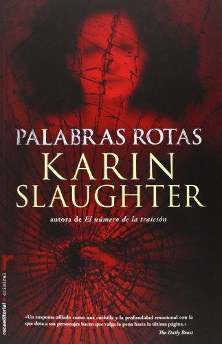 Palabras rotas (Roca Editorial Criminal) (Spanish Edition)