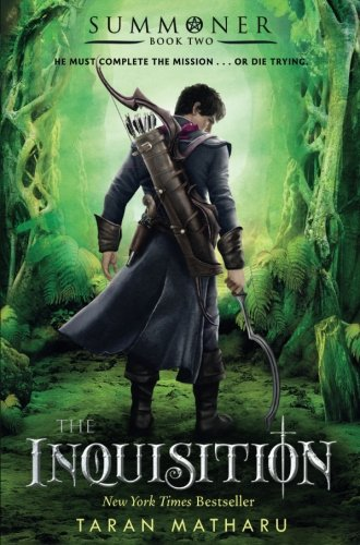 The Inquisition: Summoner: Book Two (The Summoner Trilogy) [Taran Matharu] (Tapa Blanda)