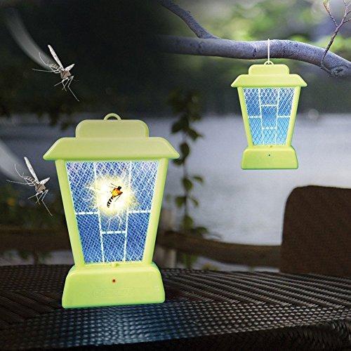One Shot Decorative Lantern Bug Zapper