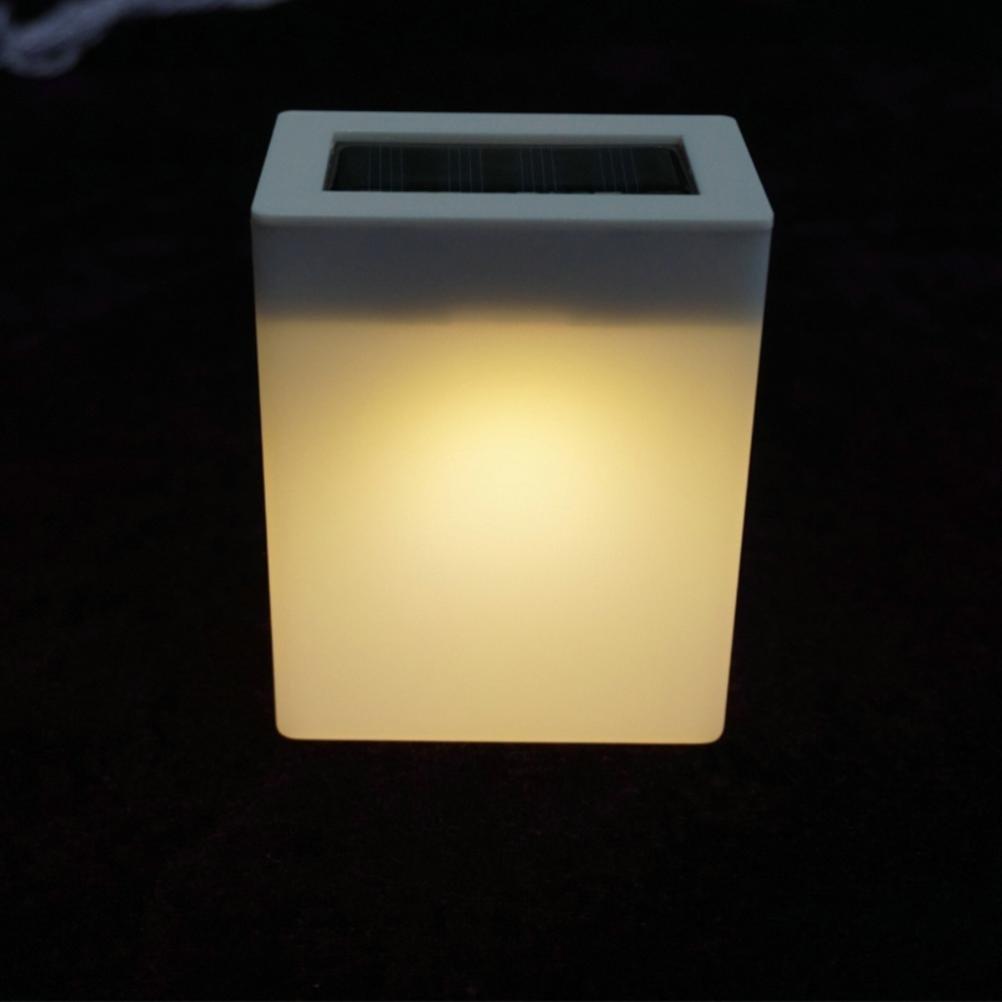 LiPing Solar Outdoor Decorative Lights- Fence Lamp Camping Lamp Bar Table Lamp (B)