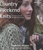 img - for Country Weekend Knits book / textbook / text book