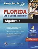 img - for Florida Algebra I End-of-Course Assessment (Florida FCAT & End-of-Course Test Prep) by Morrison Ed.D., Elizabeth, Carleton B.S., Jodie (April 12, 2012) Paperback Csm Wkb book / textbook / text book