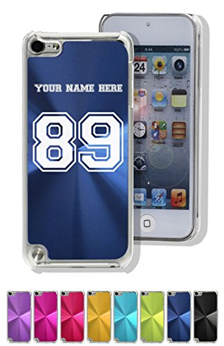Case for iPod Touch 5th/6th Gen - Sports Jersey - Personalized Engraving - Ipod Sports Cases 5th Generations