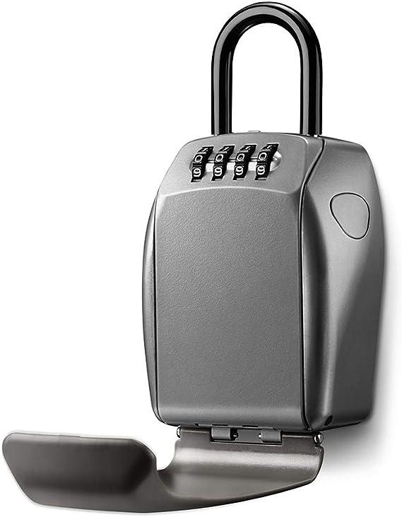Smiths Locks Heavy Duty Combination Key Safe SMT104 Small