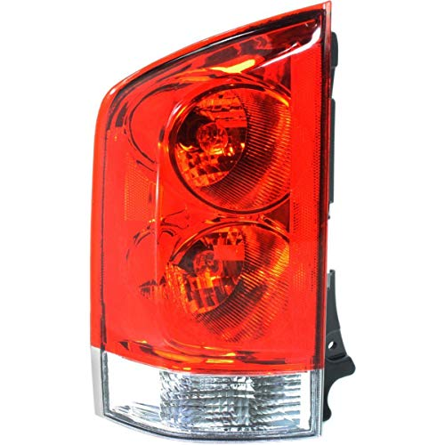 HEADLIGHTSDEPOT Tail Light Compatible with Nissan Armada 05-15 Includes Left Driver Side Tail ()