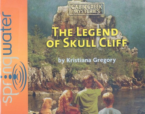 Superbe ... Cabin Creek Mysteries Book Series. Legend Of Skull Cliff