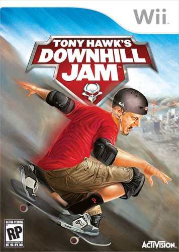 Tony Hawk's Downhill Jam (Wii) by ACTIVISION