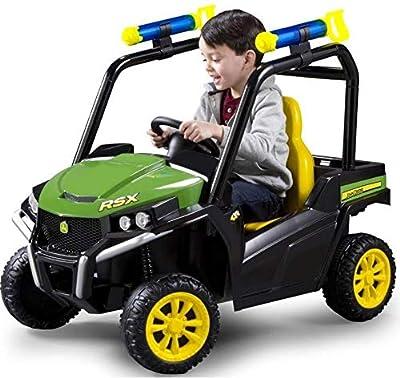 John Deere Gator Ride On Toys, Green from Ertl