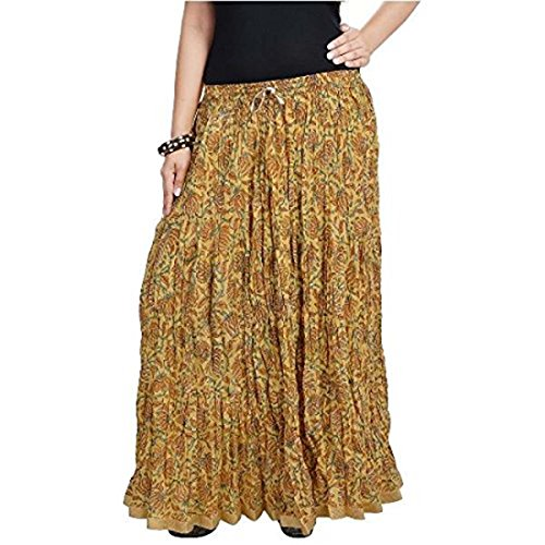 Cotton Handicrfats Export Short multi Indian smskt574 Women Skirt wtHvwqd