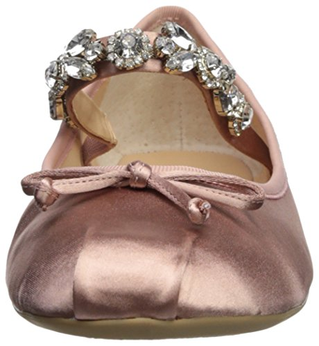 Badries Damess Terrie Ballet Flat Blush