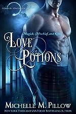 Love Potions (Warlocks MacGregor Book 1)