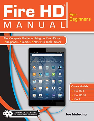 Fire HD Manual for Beginners...