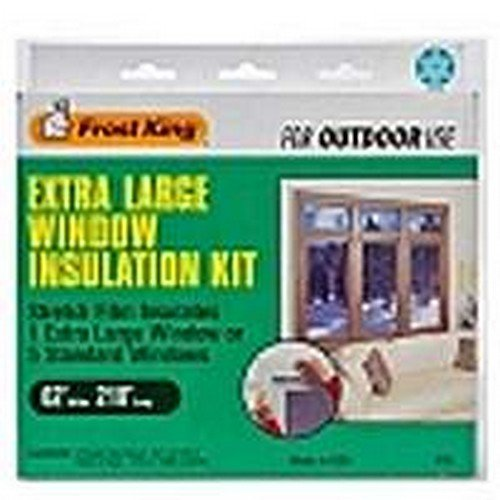 Frost King V95H Extra Large Window Insulation Kit for Outdoo