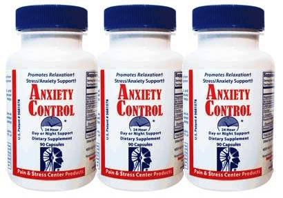 Anxiety Control - Anxiety Control® 24 (3 Pack)