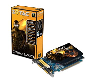 Zotac Zt 95teh2p Fsr Geforce 9500 Gt 512mb 128 Bit Ddr2 Amazon In Electronics