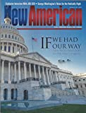 img - for New American January 9, 2017: The Real
