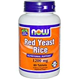 Cheap Now Foods Red Yeast Rice 1200 mg – 60 Tablets