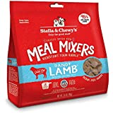 Stella & Chewy's Freeze-dried Raw Dandy Lamb Meal Mixers Grain-Free Dog Food Topper, 3.5 o bag
