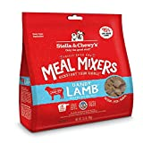 Stella & Chewy's Freeze-dried Raw Dandy Lamb Meal Mixers Grain-Free Dog Food Topper, 3.5 o bag Review