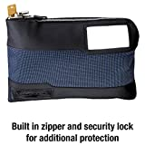 Master Lock 7120D Money Bag with Key Lock 11-1/2