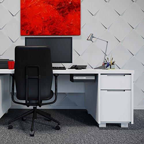 Oeveo Under Mount 242 12w X 4h X 11d Under Desk Computer