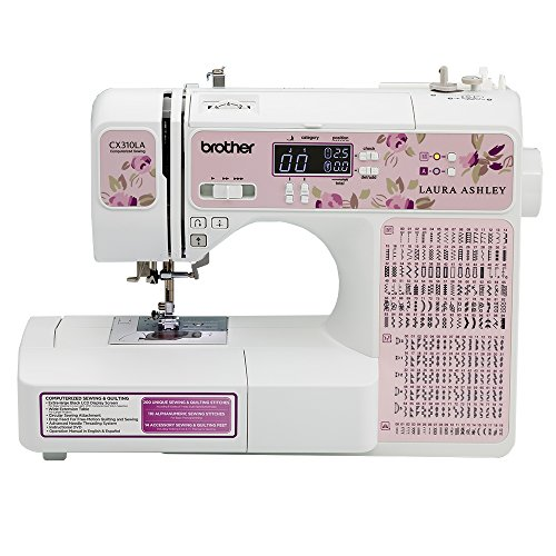 Brother CX310LA Computerized Sewing & Quilting Machine with Attachment, 14 Feet - Sewing And Quilting Machines