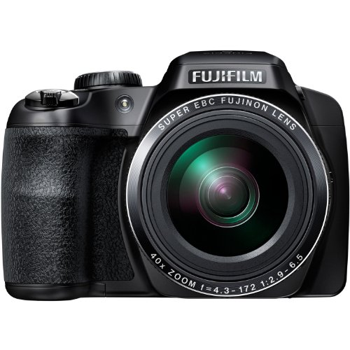 Fujifilm FinePix S8200 16.2MP Digital Camera with 3-Inch LCD (Black) (OLD MODEL)