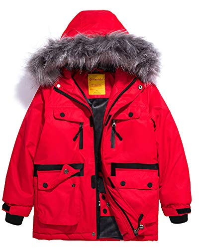 Highest Rated Boys Down Jackets