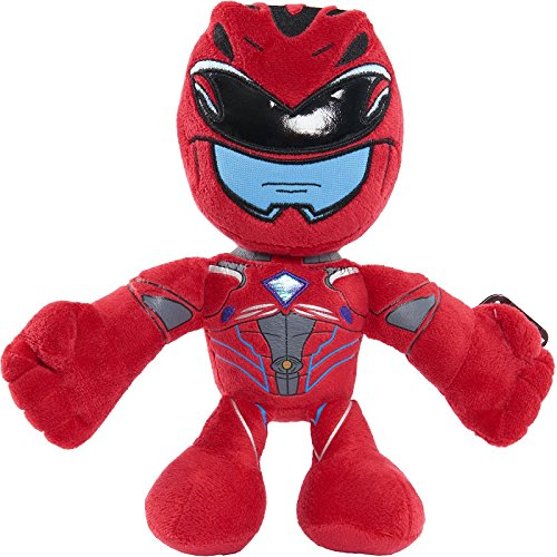 "Power Rangers ""Glory Days"" Plush Ranger RED - 11"""