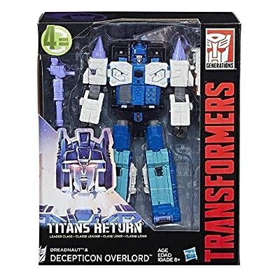 Transformers Titans Return Overlord Decepticon Figure