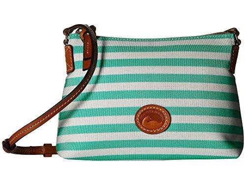 Bourke Shoulder Bag - Dooney & Bourke Sullivan Crossbody Pouchette Shoulder Bag, Sea Foam