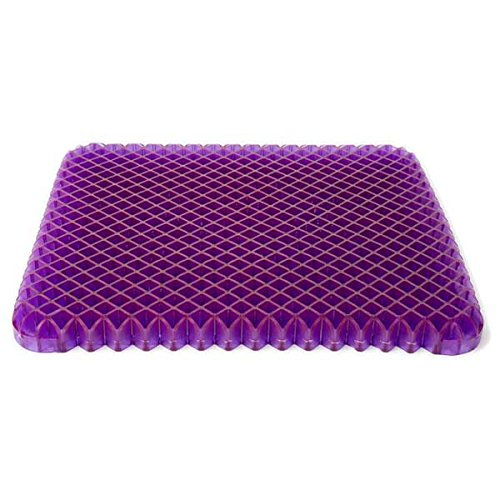 Purple The Seat Cushion The Car Office Chair Lumbar Support